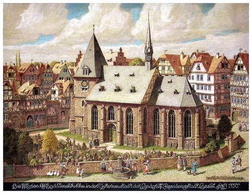 Kirche Im Mittelalter